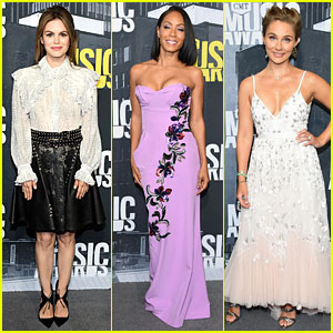 Rachel Bilson, Jada Pinkett Smith, & Clare Bowen Are Ready to Present at CMT Awards