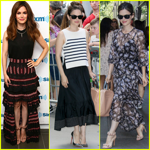 Rachel Bilson Stuns While Promoting Her Upcoming 'Nashville' Role!