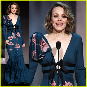 Rachel McAdams Stuns for First Event Appearance in 2017!