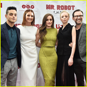 Rami Malek, Christian Slater & 'Mr. Robot' Cast Reveal Season 3 Will Revolve Around 'Disintegration'