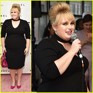 Rebel Wilson Laucnes Her Own Fashion Line: 'I Love Creating Something From Nothing'