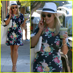 Reese Witherspoon & Son Tennessee Go Lemon Picking!