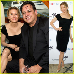 Renee Zellweger Brings Brother Drew As Date At Greenwich International Film Festival!