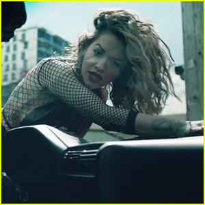 Rita Ora Debuts 'Your Song' Music Video - Watch Here!