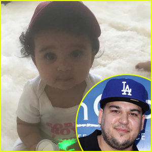 Rob Kardashian Shares Dream's Super Cute Milestone!