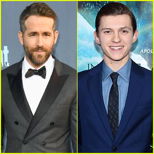Ryan Reynolds & Tom Holland Joke About Getting Brazilian Waxes on Twitter!