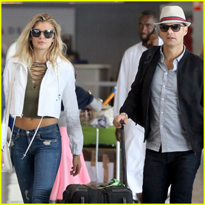 Ryan Seacrest & Shayna Taylor Couple Up For Trip to Paris!