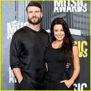 Sam Hunt & Wife Hannah Lee Fowler Hit Up CMT Awards 2017