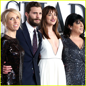 Sam Taylor-Johnson Opens Up About Fights with 'Fifty Shades' Author E.L. James