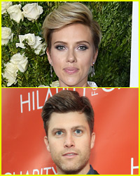 Scarlett Johansson's Date Night with SNL's Colin Jost - All the Details!