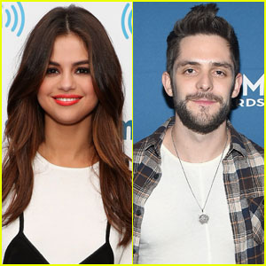 Selena Gomez May Be Teaming Up With Thomas Rhett