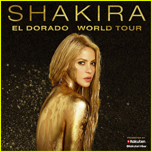 Shakira Announces 'El Dorado' World Tour - See Full Date List!
