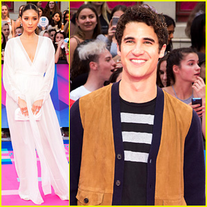 Shay Mitchell Is White Hot at MMVAs 2017 with Darren Criss