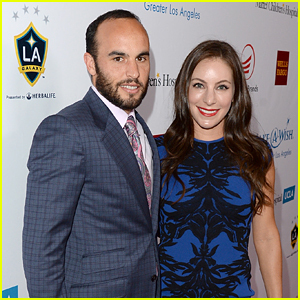 Retired Soccer Player Landon Donovan & Wife Hannah Welcome Their Second Son!
