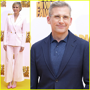 Steve Carell On 'Despicable Me' Co-Star Kristen Wiig: 'I've Never Seen Her Not Be Great'