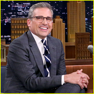 Steve Carell Talks Being In Silver Fox Club, Plays Blow Your Mind on 'The Tonight Show' - Watch Here!
