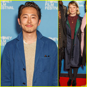 Steven Yeun & Mia Wasikowska Close Out Sydney Film Festival
