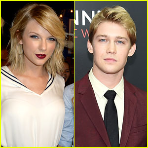 Taylor Swift & Joe Alwyn Pictured Together in Nashville