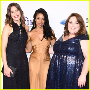'This Is Us' Ladies Gather for Gracie Awards!