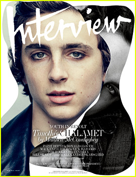 Call Me By Your Name's Timothée Chalamet Speaks About His Love Life