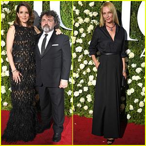So Many Stars Stepped Out for Tony Awards 2017!
