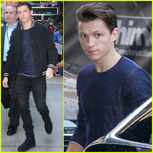 Tom Holland's Worst 'Spider-Man' Injury Was After Filming Wrapped!
