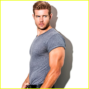 Trevor Donovan's Biceps Are Looking Buff in New Photo Shoot
