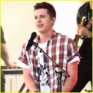 Charlie Puth Reveals Name of New Album on 'Today' Show!