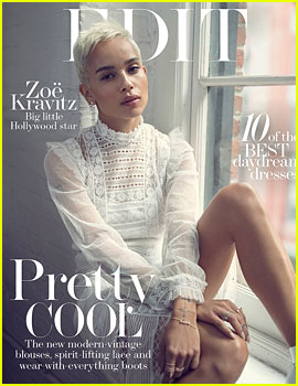 Zoe Kravitz Reflects on Her Wild Past & What Her Life Is Like Now