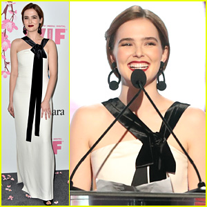 Zoey Deutch Wears Clothes That Make Her Feel Powerful