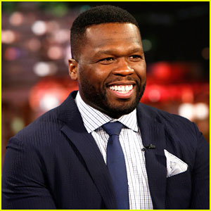 50 Cent Hides Behind Strangers as They Critique Him in Hilarious 'Jimmy Kimmel Live' Sketch - Watch Here!