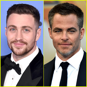 Aaron Taylor-Johnson Joins Chris Pine in Upcoming Netflix Movie