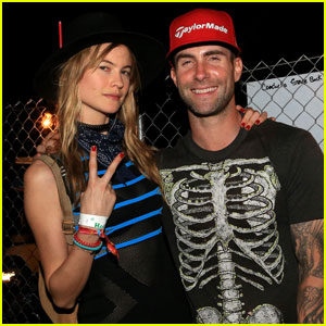 Behati Prinsloo Marks 3 Years With 'Ride or Die' Adam Levine