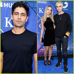 Adrian Grenier & Gabriel-Kane Day-Lewis Support Kygo at 'Stole The Show' NYC Screening!