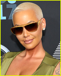 Amber Rose Is Getting Serious with Her New Boyfriend!