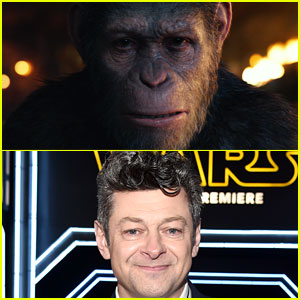 Watch Andy Serkis Transform Into Caesar in 'War for the Planet of the Apes' Video