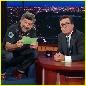 Andy Serkis Reads Donald Trump's Tweets as Gollum - Watch Now!