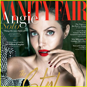 Angelina Jolie Fires Back at 'Vanity Fair,' Disputes 'First They Killed My Father' Audition Story