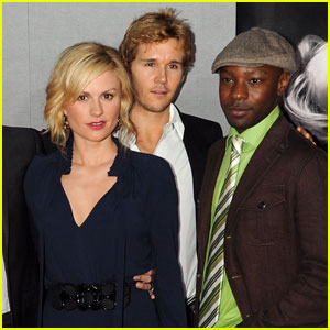 Anna Paquin Remembers Late 'True Blood' Co-Star Nelsan Ellis
