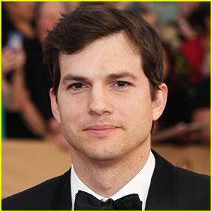 Ashton Kutcher Responds to 'Mystery Girl' Photos