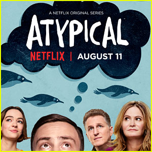 'Atypical' on Netflix Gets First Trailer Starring Keir Gilchrist