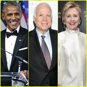 Barack Obama, Hillary Clinton & More Send Support to John McCain After Cancer Diagnosis