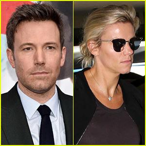 Ben Affleck & Lindsay Shookus Allegedly Had an Affair While They Were Married to Other People
