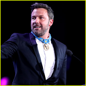 Ben Affleck's Daughter Violet Threw Some Shade at Him!