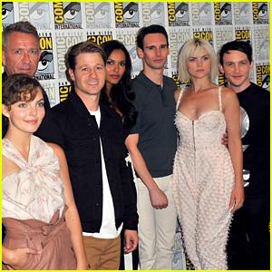Ben McKenzie & 'Gotham' Cast Debut Season 4 Trailer at Comic-Con!