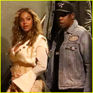 Beyonce Steps Out in a Mini-Dress One Month After Giving Birth