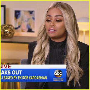 Blac Chyna Breaks Silence On Rob Kardashian: 'I Felt Betrayed'