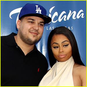 Blac Chyna Seeks Restraining Order Against Rob Kardashian, Lawyer Calls Him a Cyberbully
