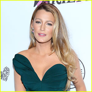 Blake Lively Photos, News and Videos | Just Jared  Blake Lively