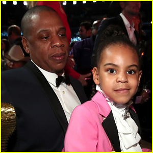 Blue Ivy's Freestyle Rap Leaks Online - Read the Lyrics!